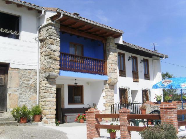 Santa Eulalia de Carranzo - Llanes (Asturias)