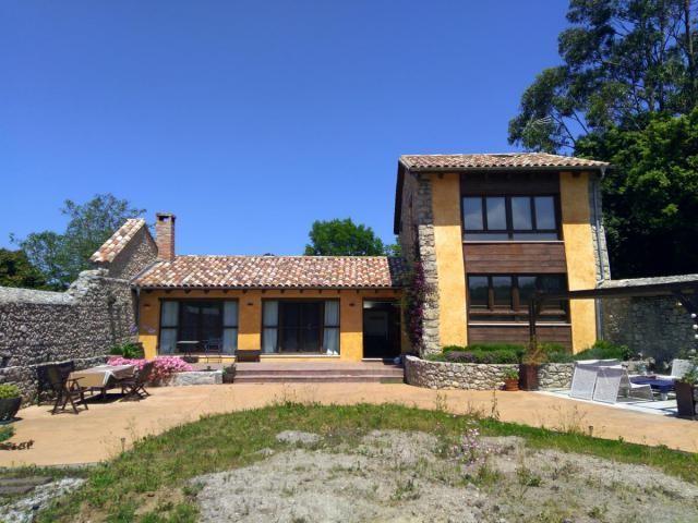 Casas rurales en llanes asturias ruralia - Casas rurales grandes ...
