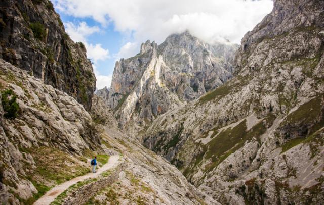 La Senda de la Ruta del Cares, o cómo adentrarse en el corazón de los Picos de Europa