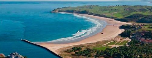 Playa de Oyambre, una de las playas TOP de Cantabria